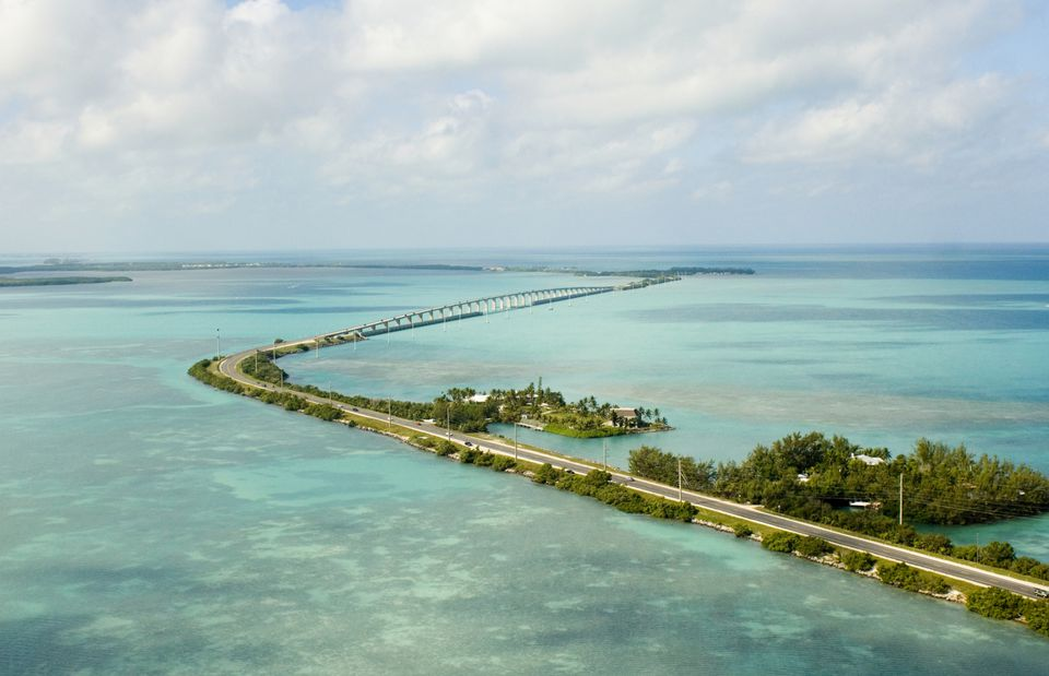 US Route 1 to the Florida Keys