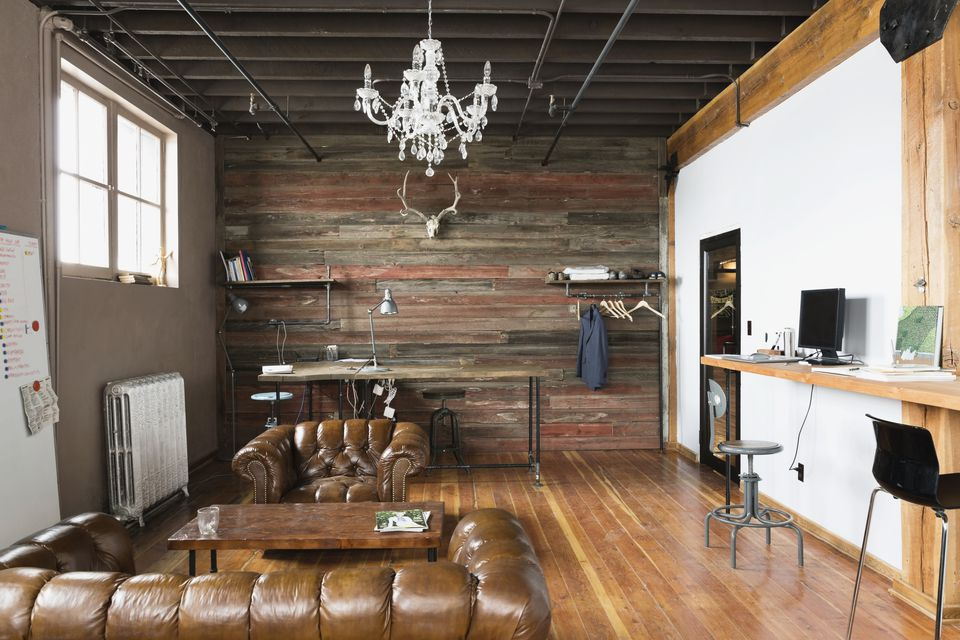 How to Decorate Using Industrial Chic Style