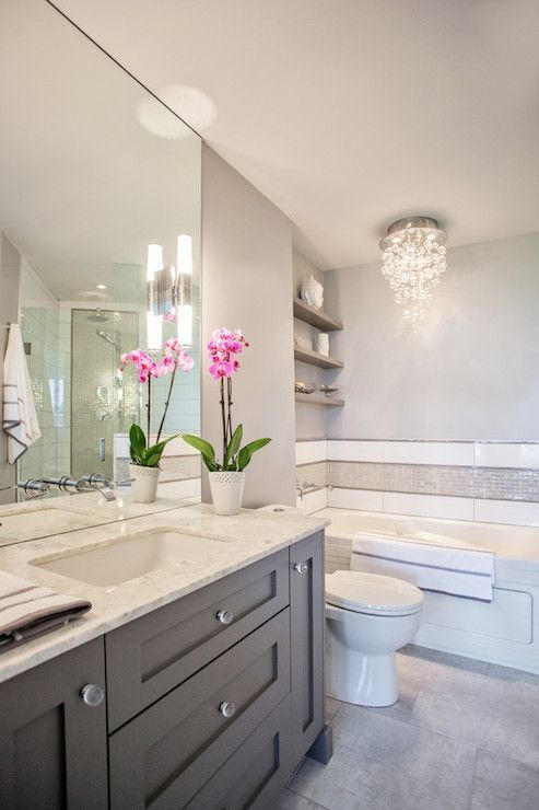 50 beautiful bathroom ideas for Beautiful bathroom decor
