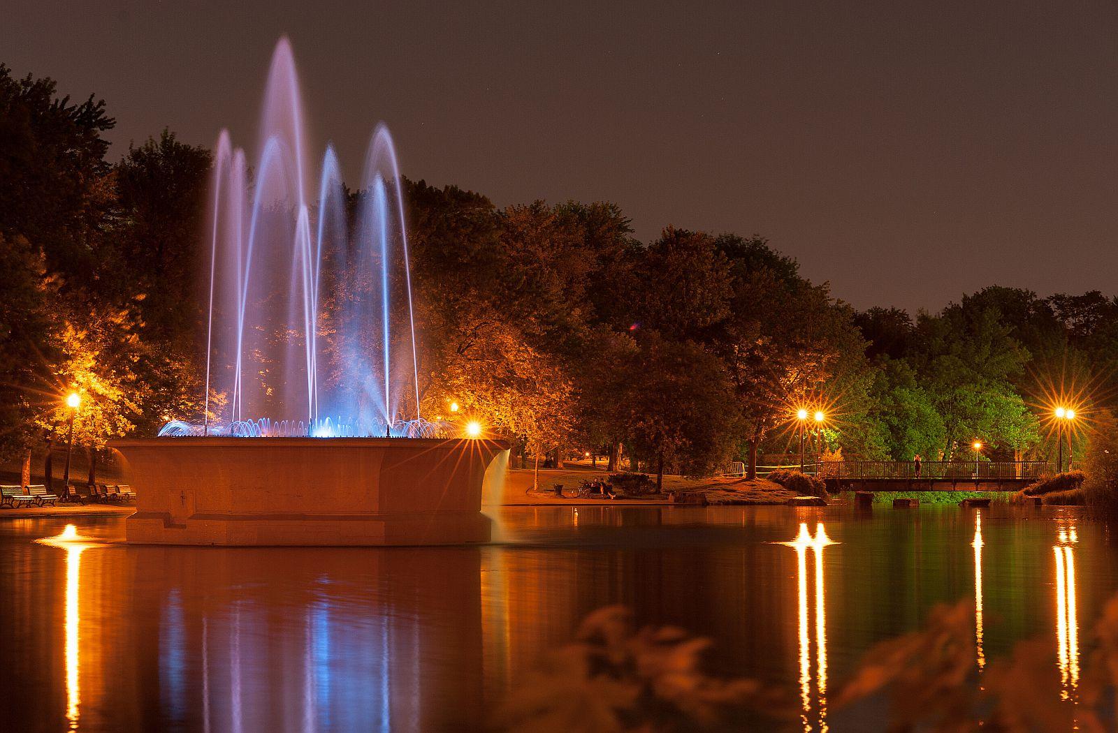 Parc La Fontaine Montreal Parks Profile