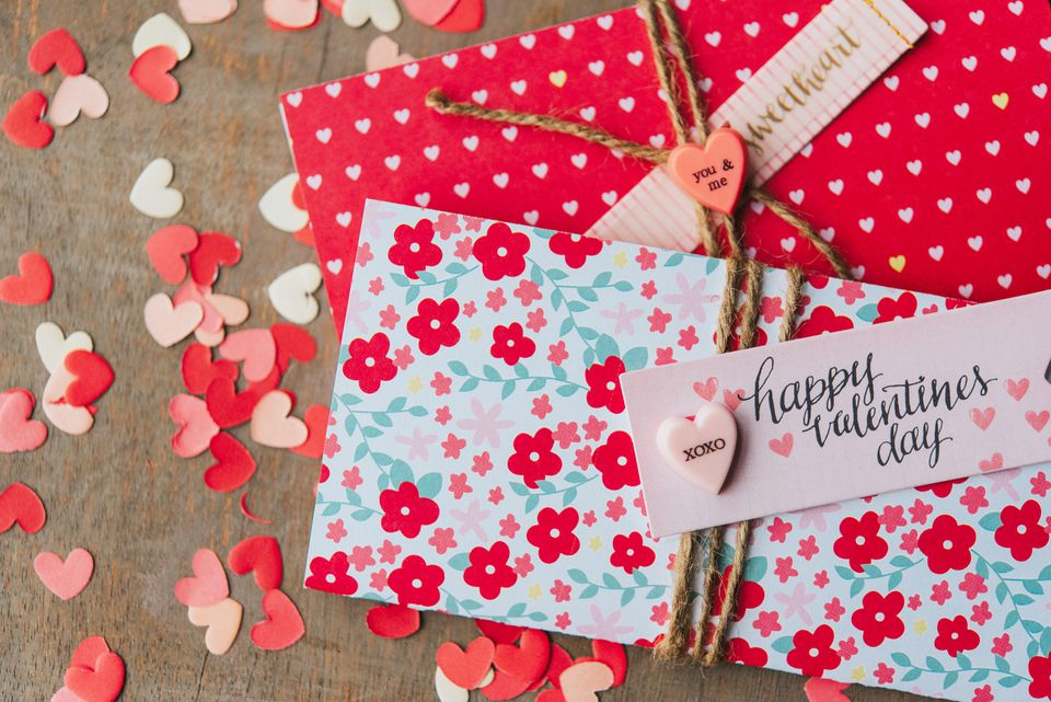 18 DIY Valentine\'s Day Card Ideas