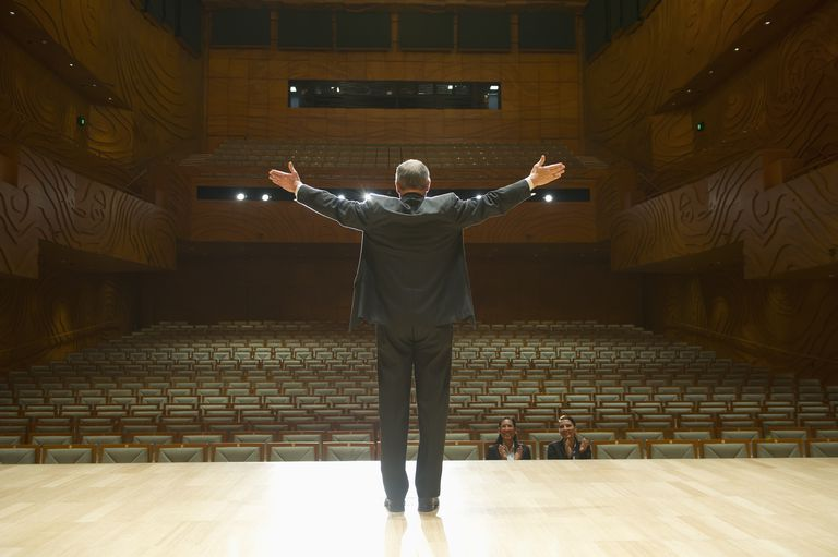 You can overcome public speaking anxiety.