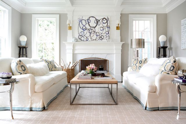 A Chic Traditional Home In New England