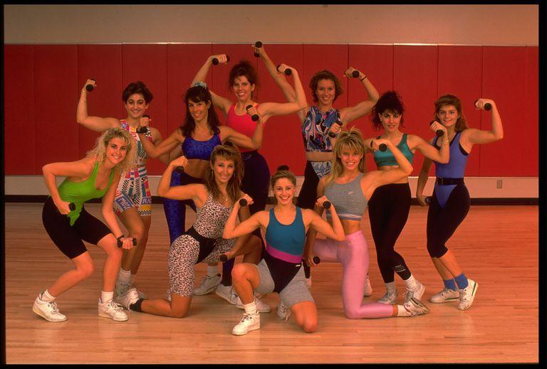 the ultimate aerobics junkie jane fonda