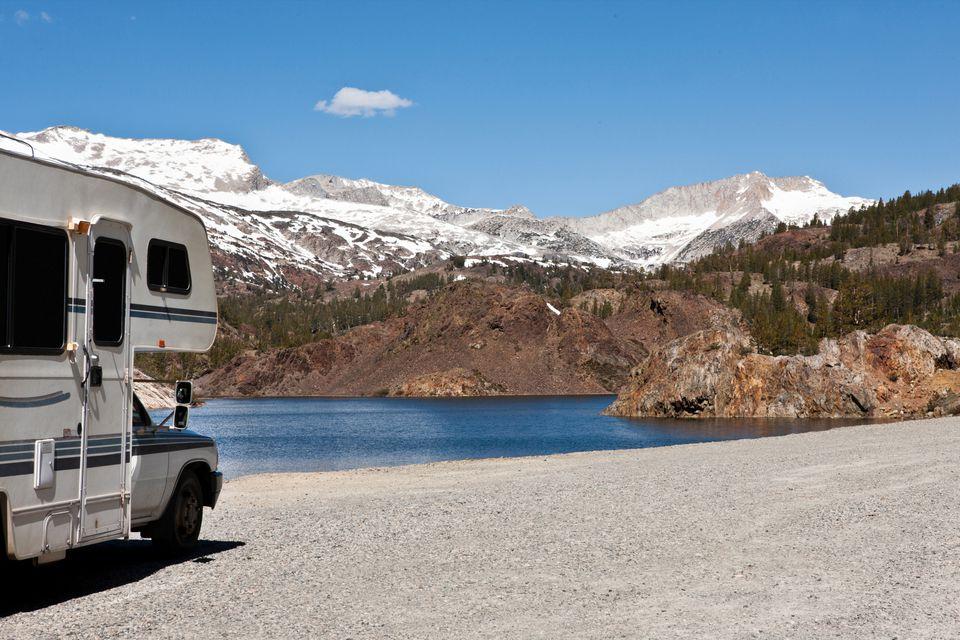 National Park RV destination