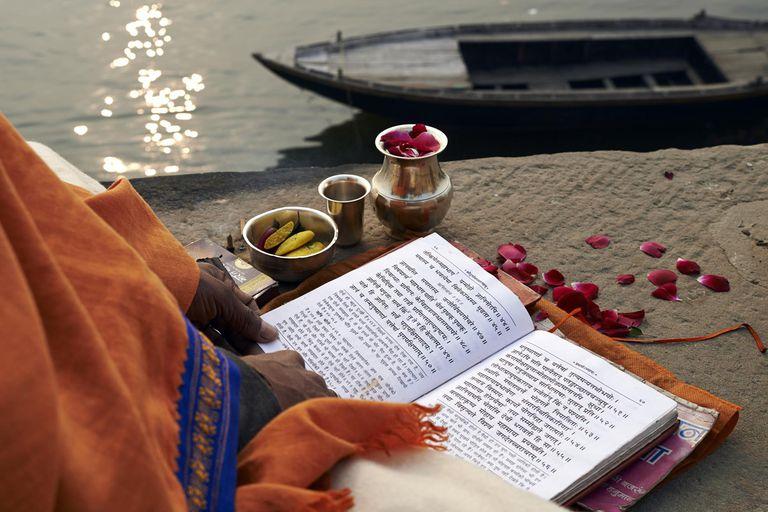 Sadhu by River Ganges