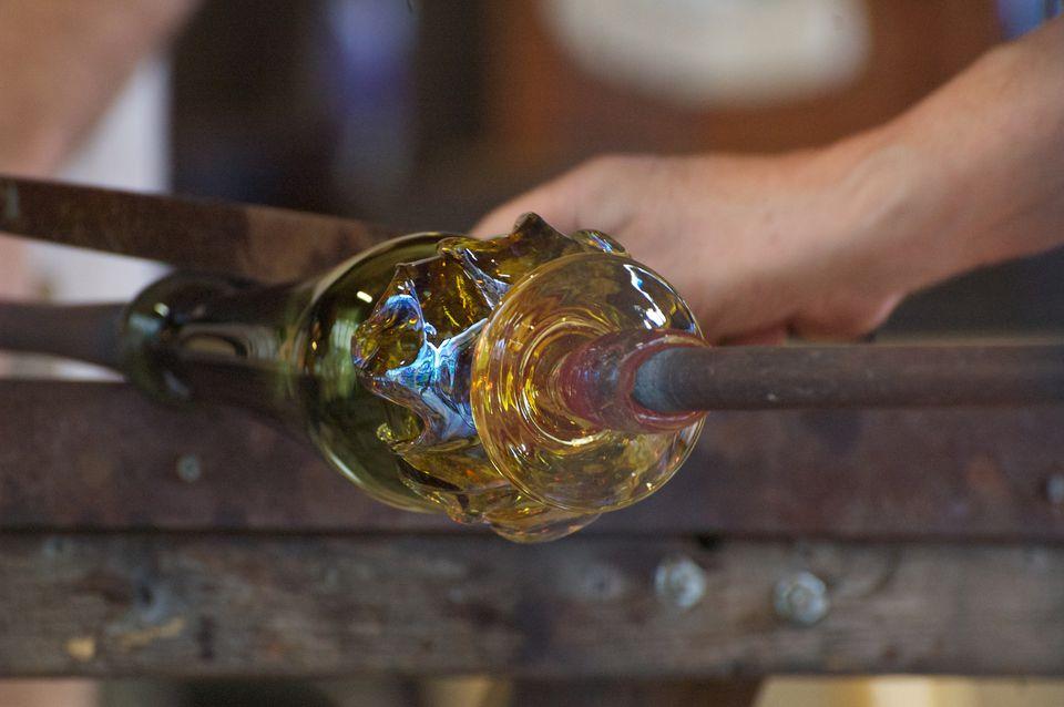 Seattle glassblowing classes