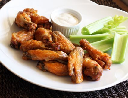how to make baked chicken wings in crock pot