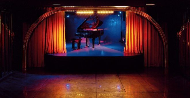 The design at David Lynch's Silencio club evokes the eerie underworlds of Mulholland Drive or Twin Peaks.