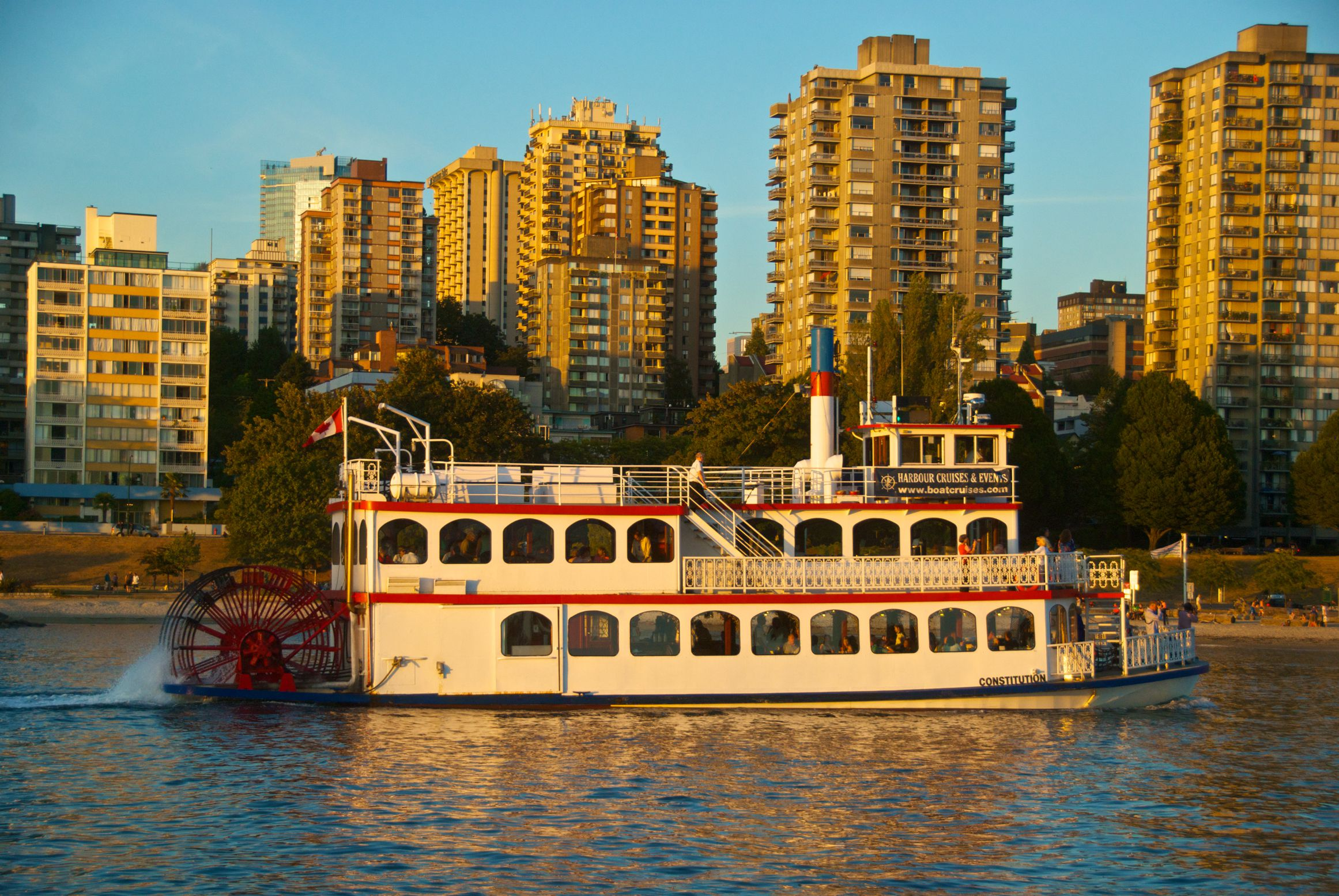 Vancouver Sightseeing Boat Tours