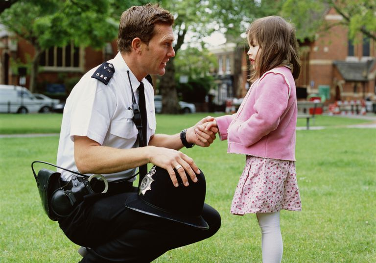 five reasons to become a police officer