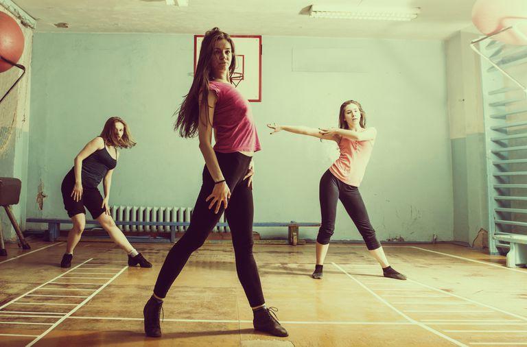 Zumba es un programa de ejercicio excelente para perder peso.