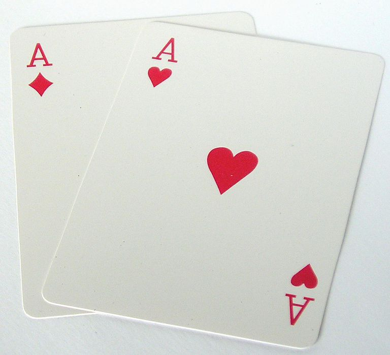 Aces -- the best Holdem starting hand