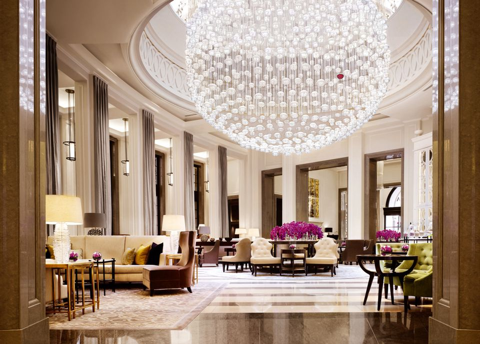 Corinthia london hotel where celebrities stay for Hotel design london