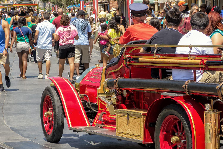 How To Enjoy The Vehicles On Main Street Usa