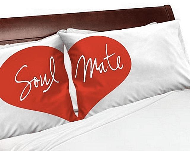 Soul Mate Pillow Case Set