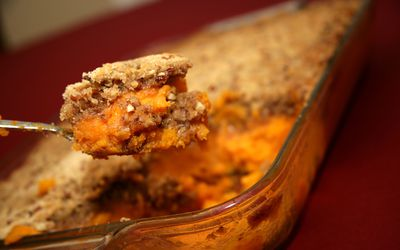 photo Sugar-Free No-Cook Pumpkin Pudding