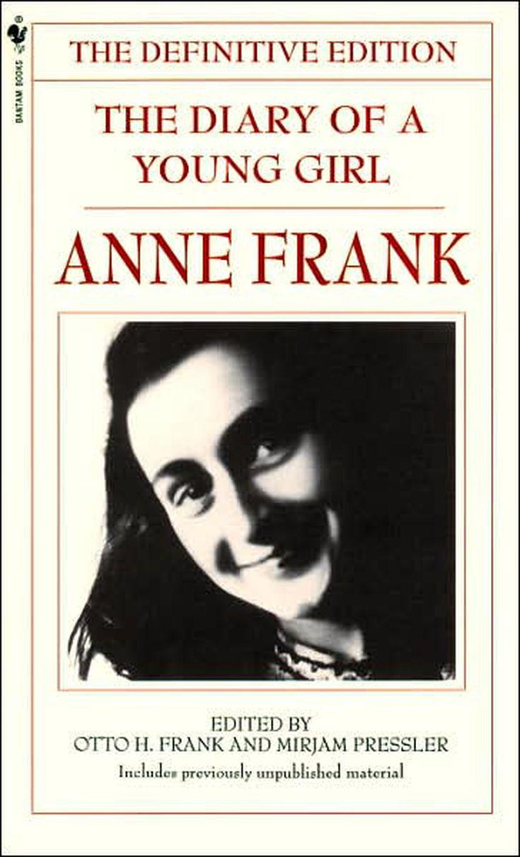 memories of anne frank book report