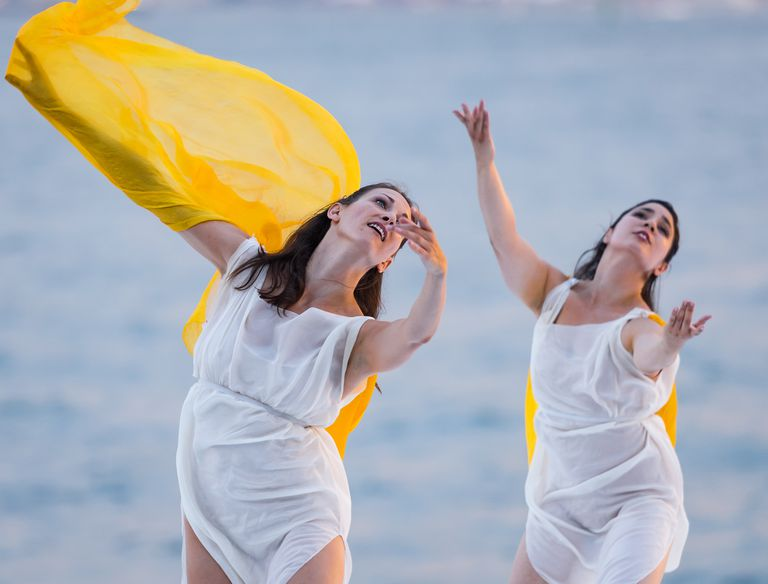 The Isadora Duncan Dance Company