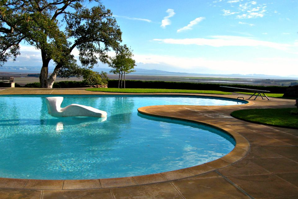 modern pool designs. The Donnell Pool Modern Designs