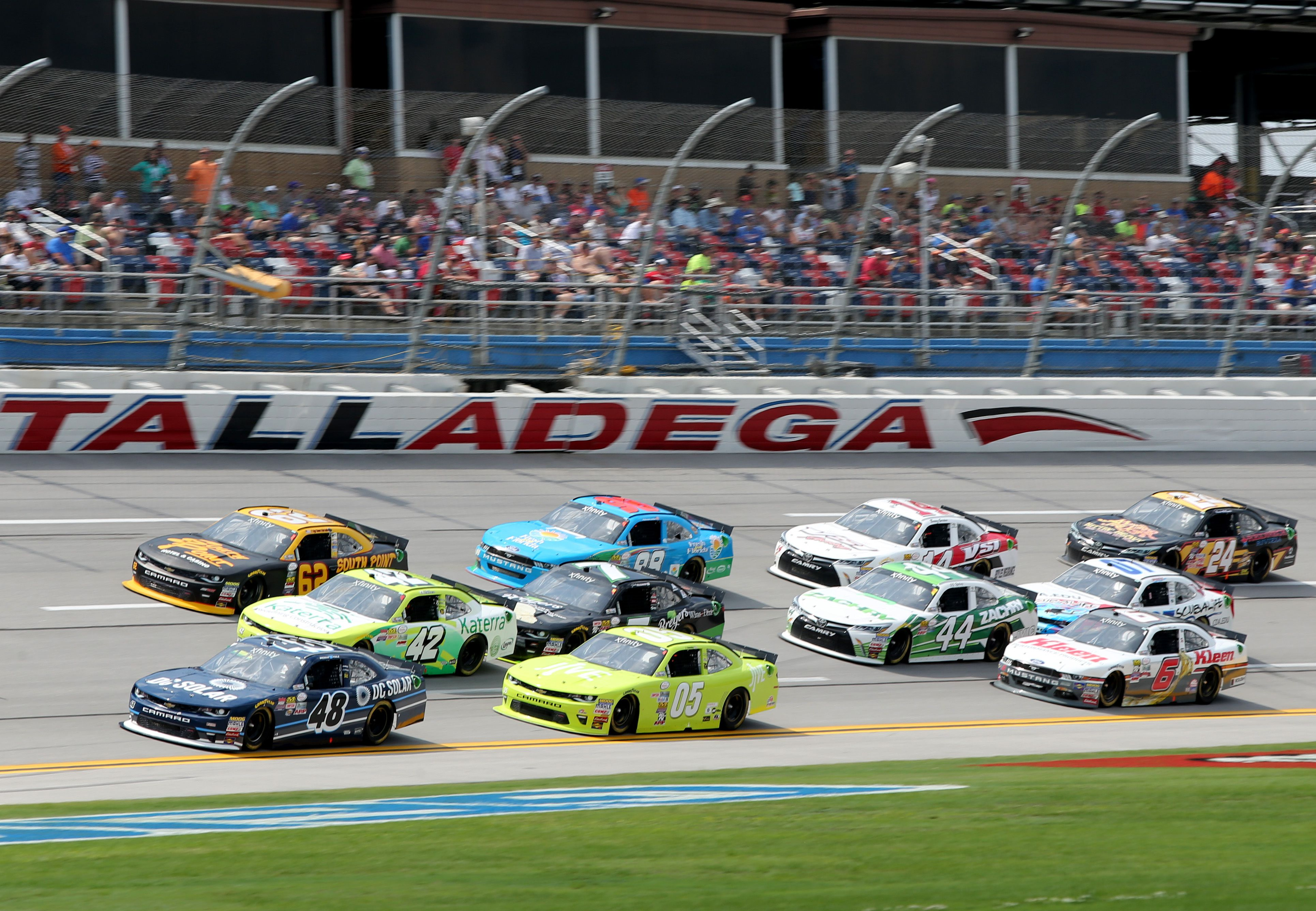Your Rv Guide To Talladega Superspeedway