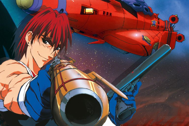 Outlaw Star is a space opera like Star Wars.