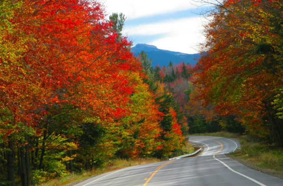 A favorite fall getaway: leaf peeping in the White Mountains of New Hampshire