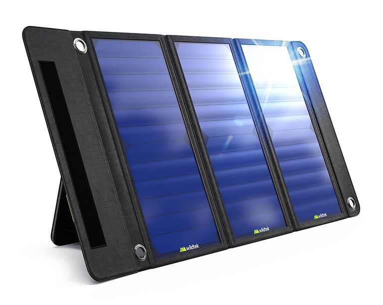 Wildtek Source 21W Waterproof Portable Solar Charger