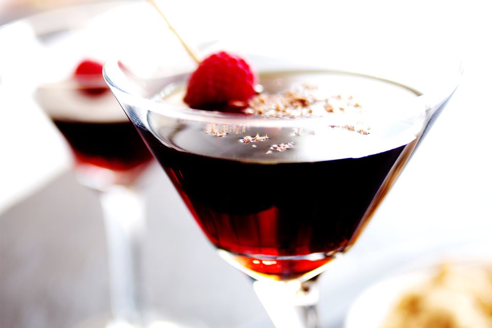 Popular Nutty Martini Cocktail Recipe