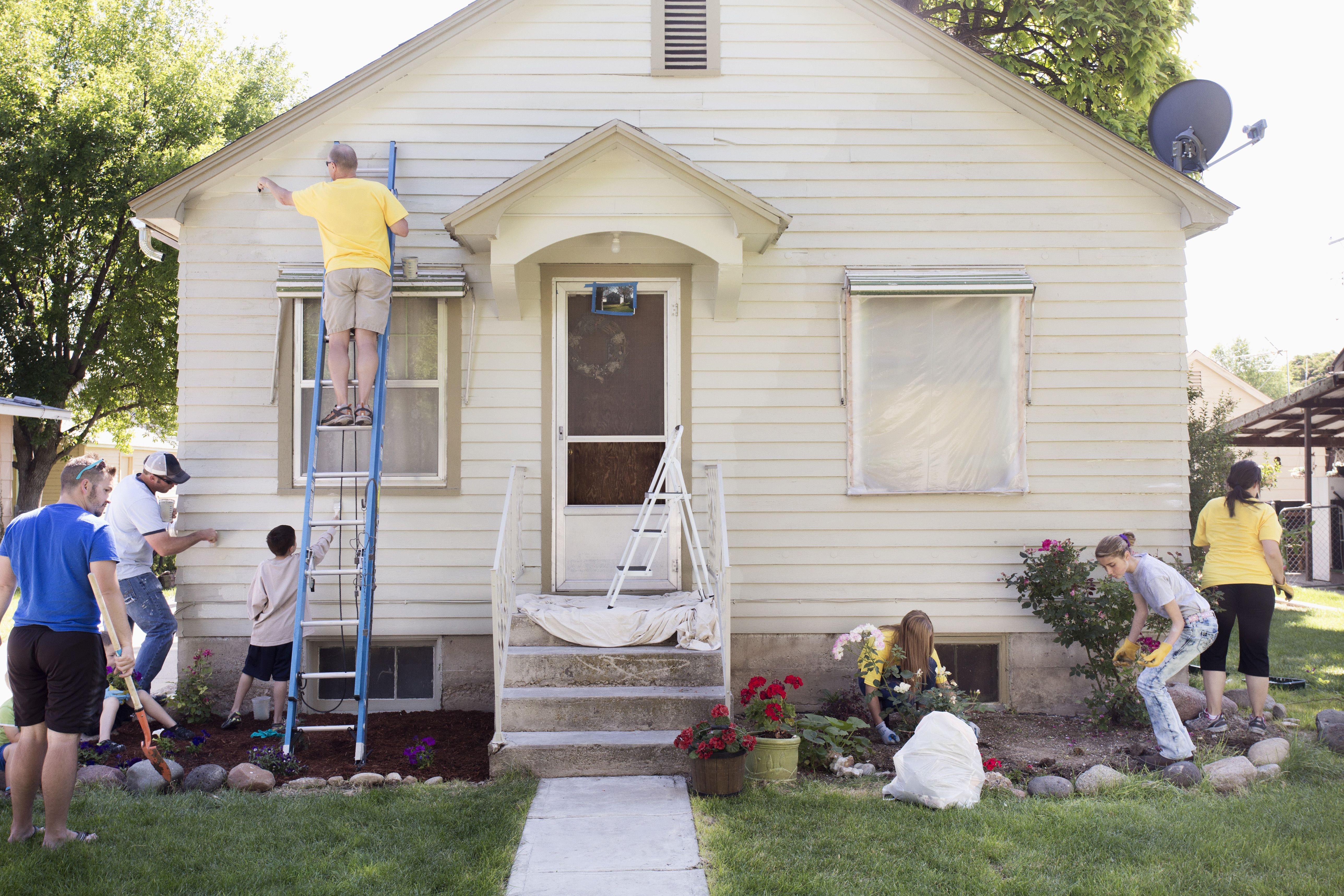 Return On Investment Using Home Repair Projects