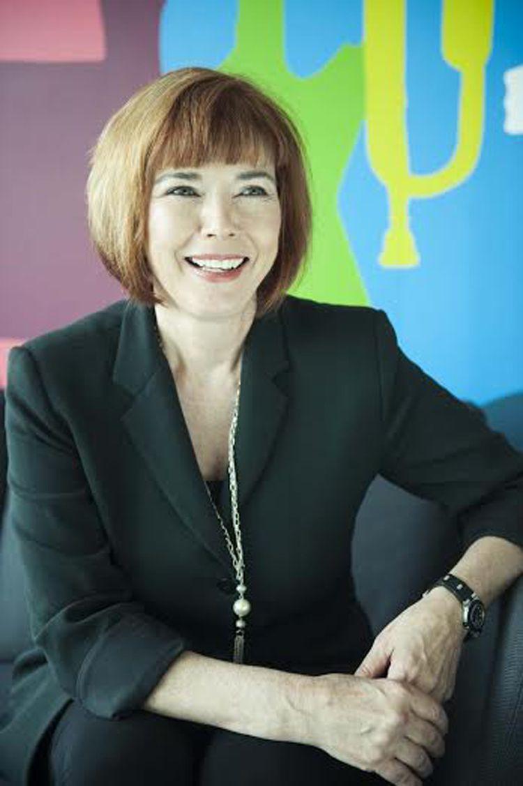 Judith Bitterli, Chief Marketing Officer of AVG
