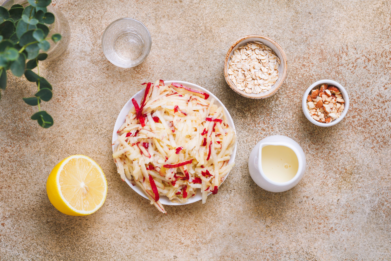 Original Swiss Bircher Muesli Recipe