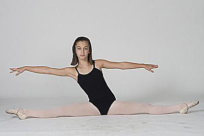straddle stretch routine for splits