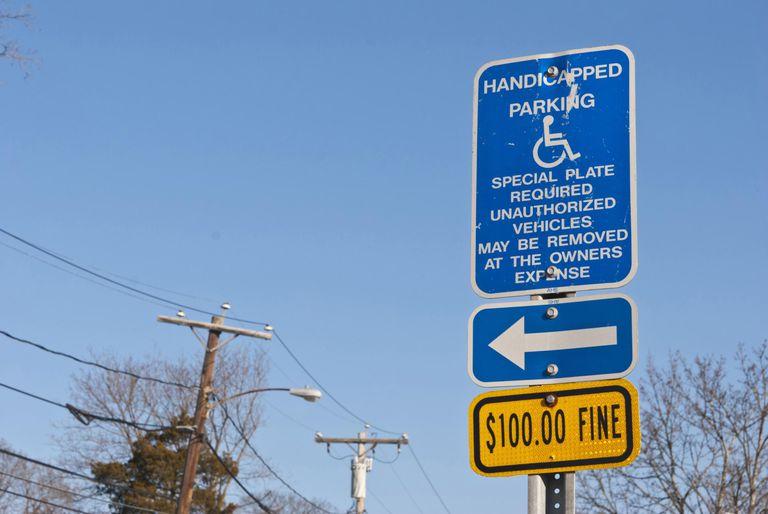 How To Obtain A Handicap Parking Permit