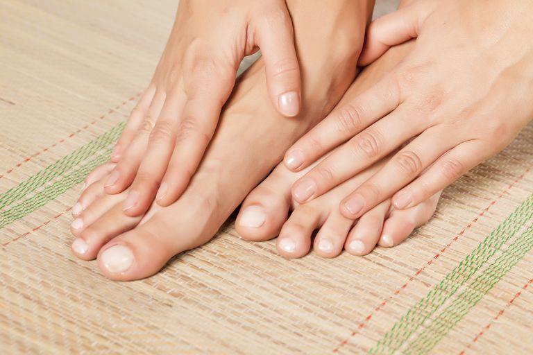 Fingernails and toenails