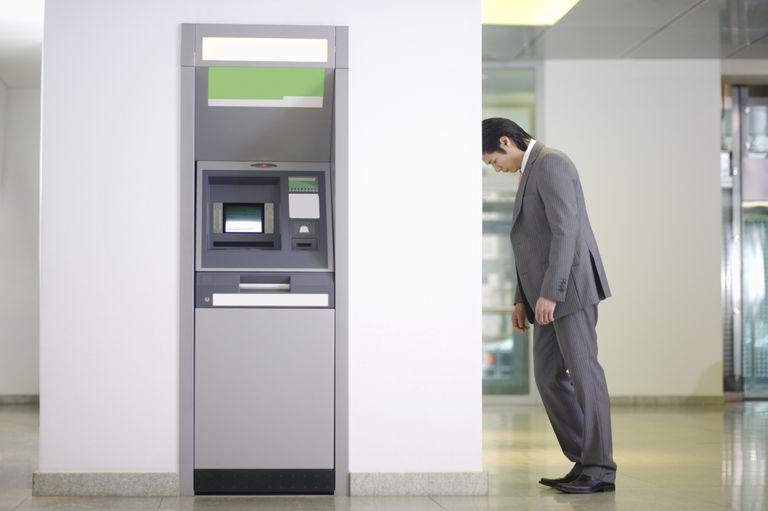 ATM Frustration
