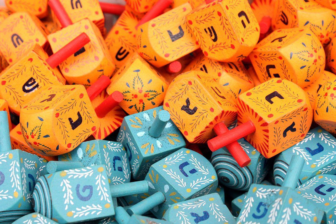 The hanukkah dreidel and how to play it biocorpaavc
