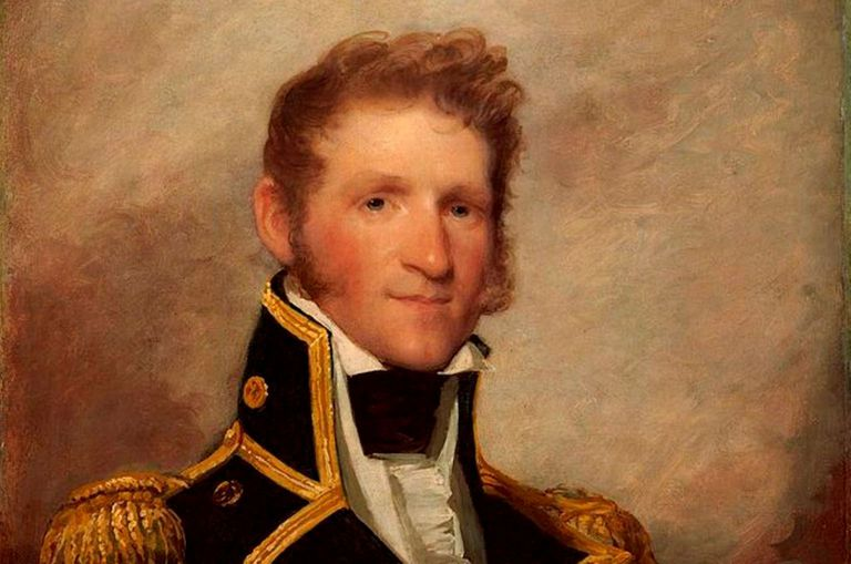Thomas MacDonough, US Navy