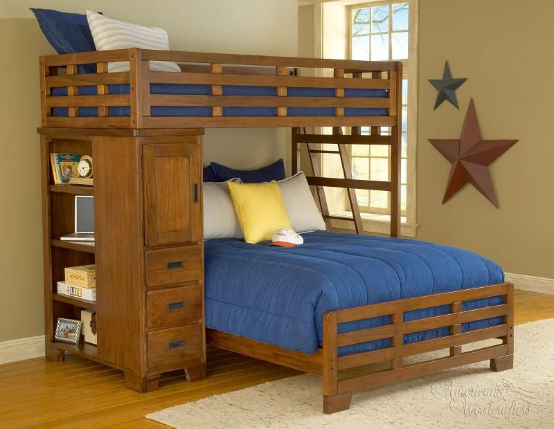 American Woodcrafters Recalls Bunk Beds Due To Fall Hazard