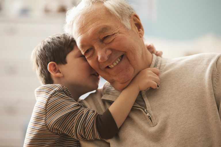 grandparents want contact with grandchildren