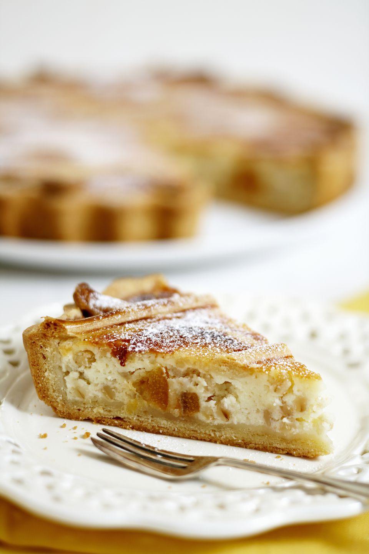 Pastiera Napoletana - Neapolitan Easter Cake