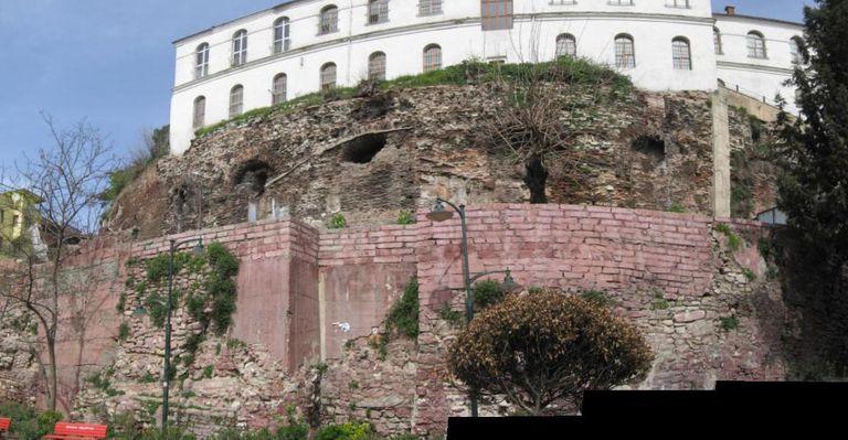 Ruins of the Hippodrome