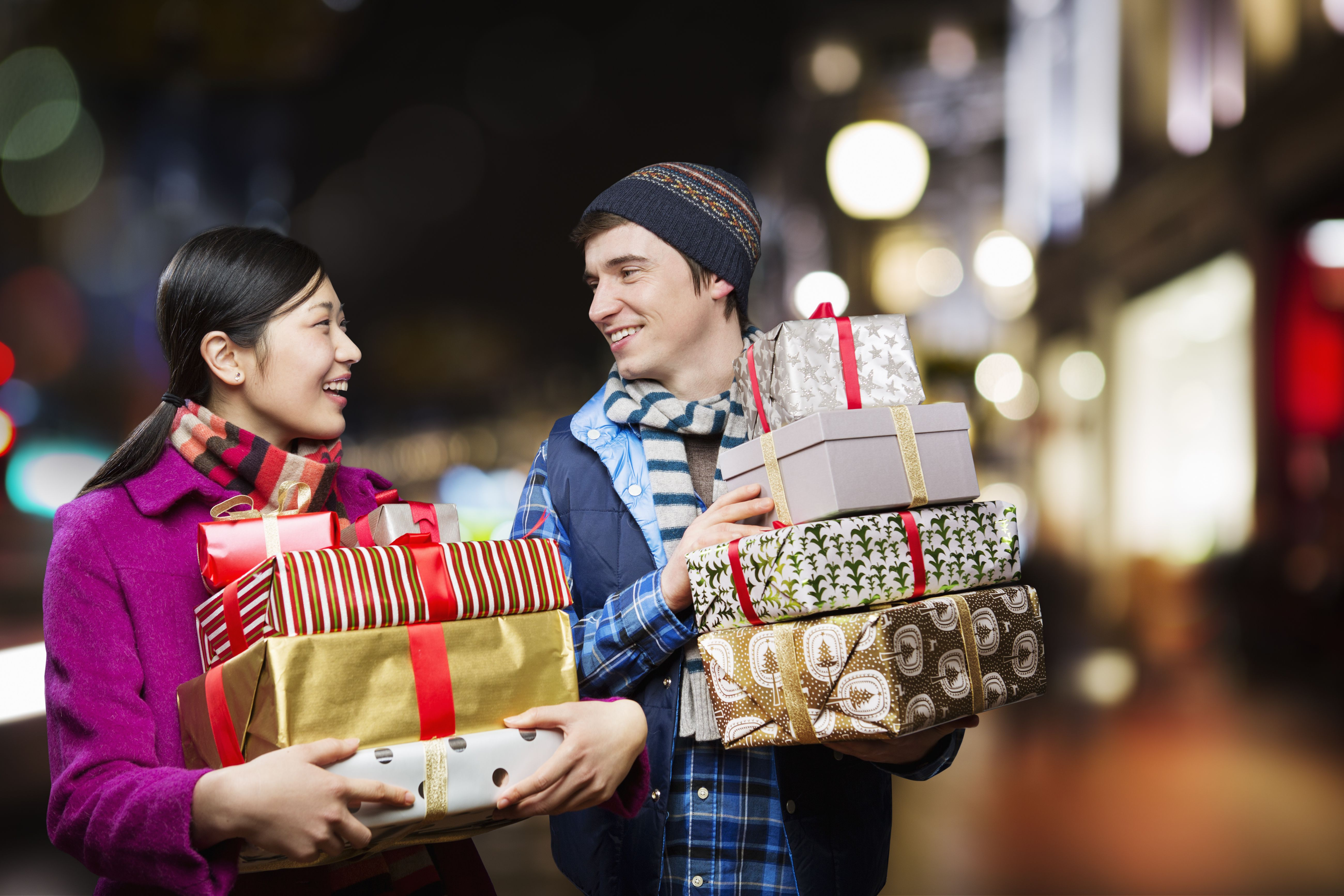 Official Start of the Christmas Holiday Sales Season