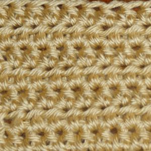 how to make a double crochet stitch for beginners