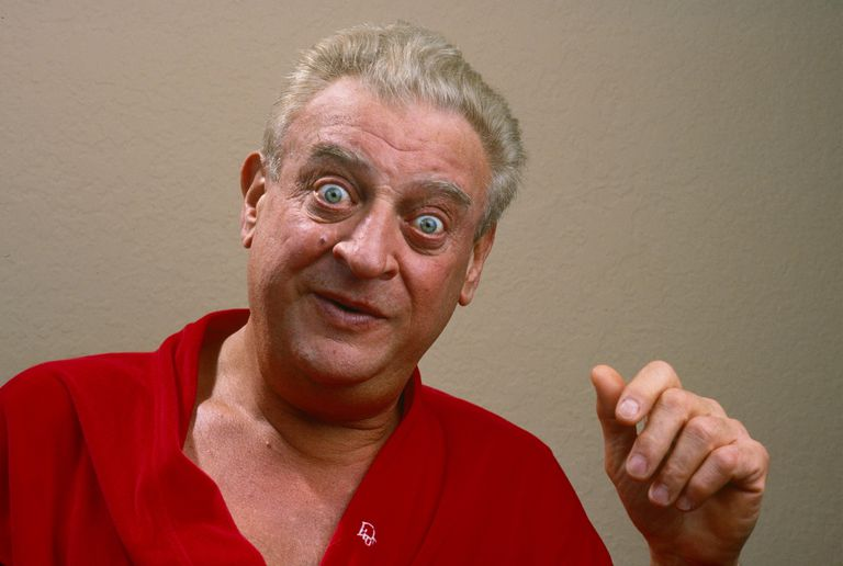 Rodney Dangerfield Portrait