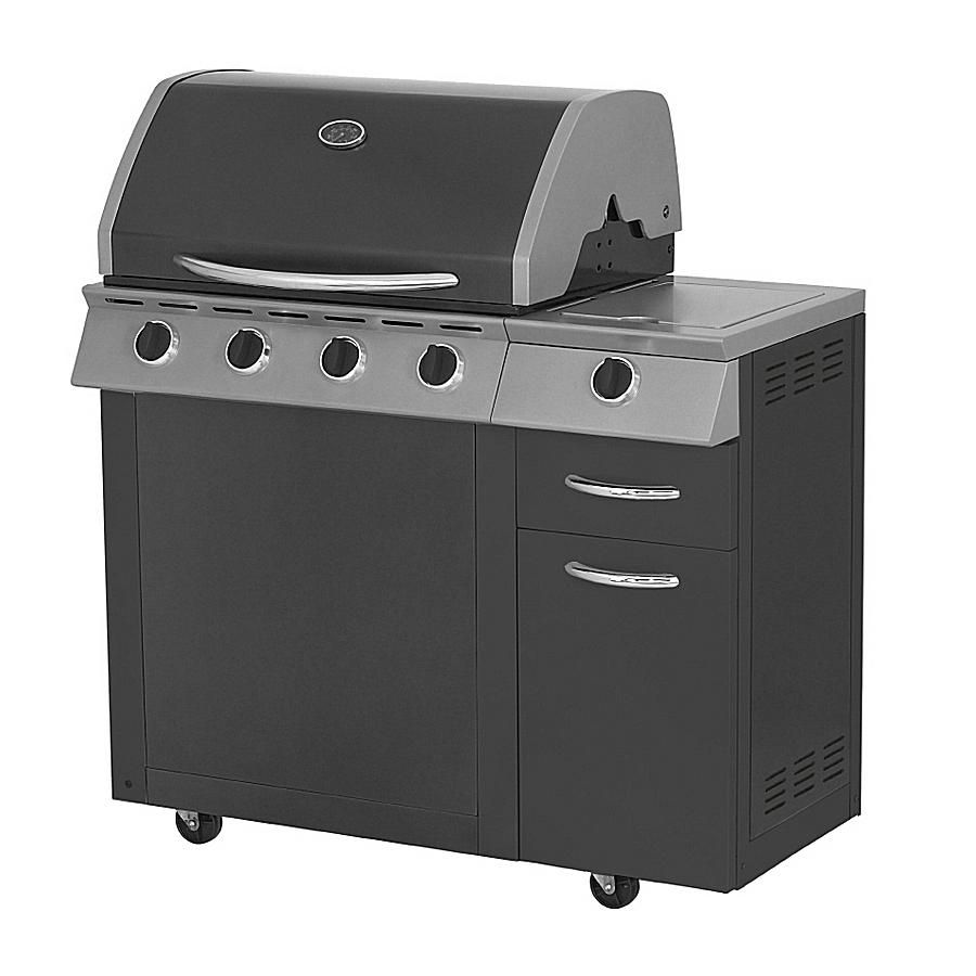 Master Forge 4-Burner Model #GGP-2501 Gas Grill Review