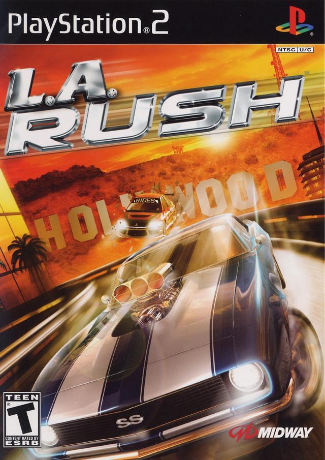 L.A. Rush (PS2)
