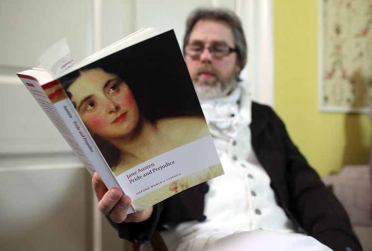 A Readathon Celebrates The 200th Anniversary Of Jane Austen's Pride And Prejudice
