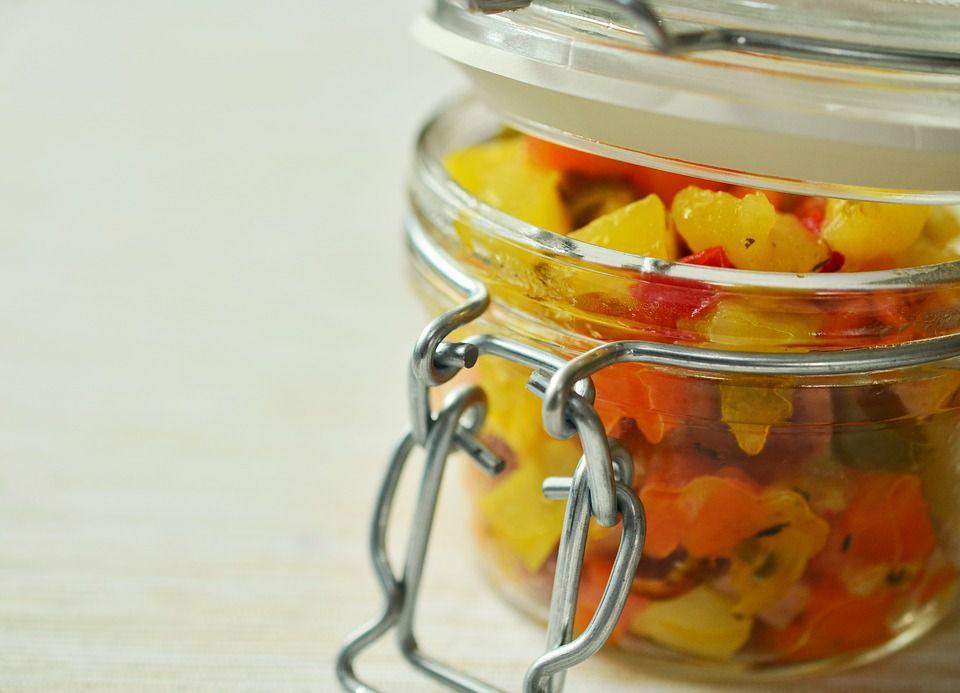Giardiniera - Italian Pickled Vegetables Recipe
