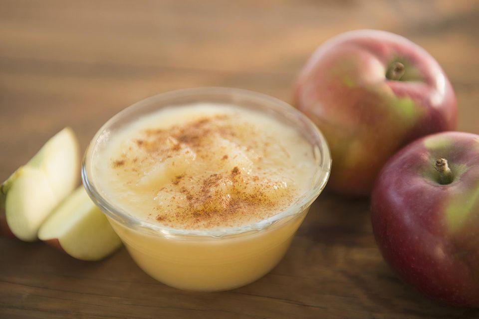 Pressure Cooker Applesauce